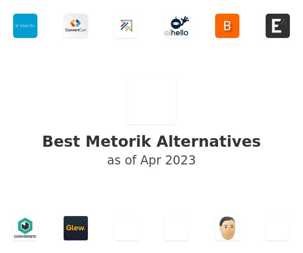 Best Metorik Alternatives