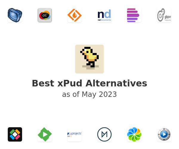 Best xPud Alternatives