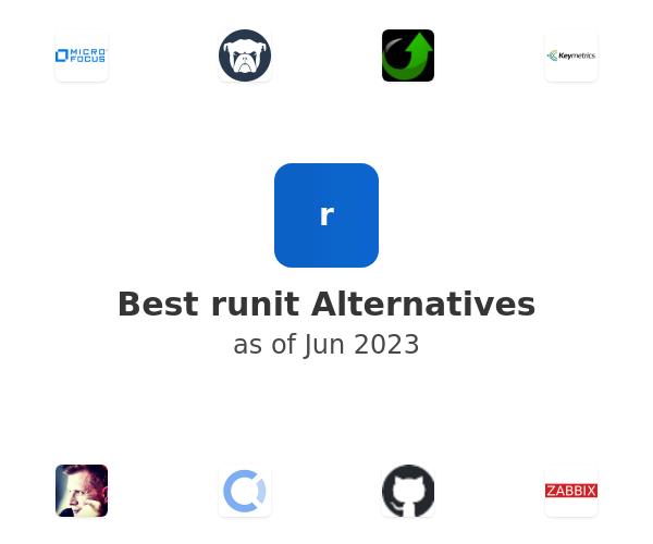 Best runit Alternatives