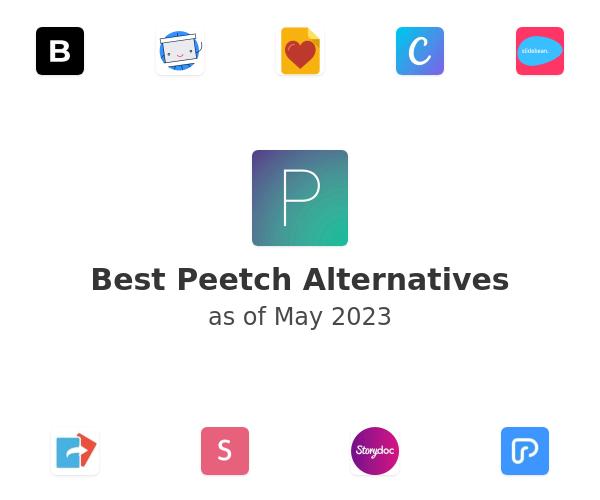 Best Peetch Alternatives