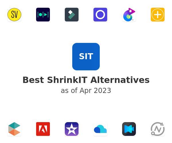 Best ShrinkIT Alternatives
