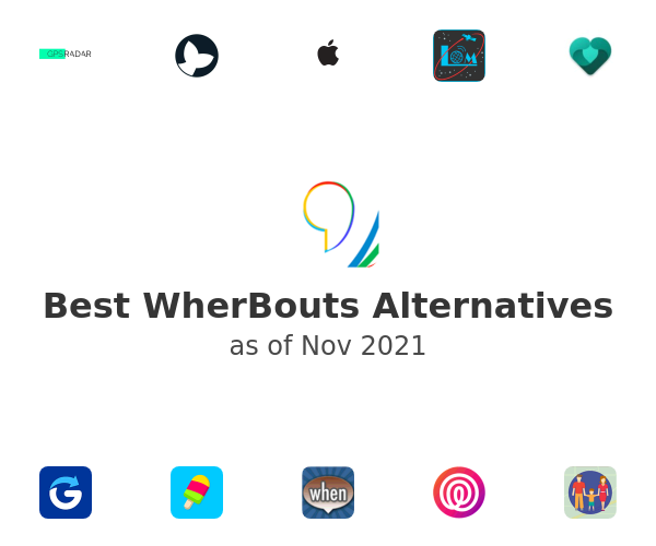 Best WherBouts Alternatives