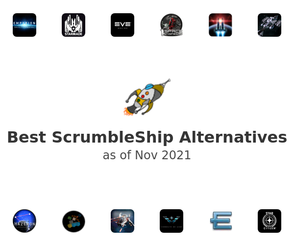 Best ScrumbleShip Alternatives