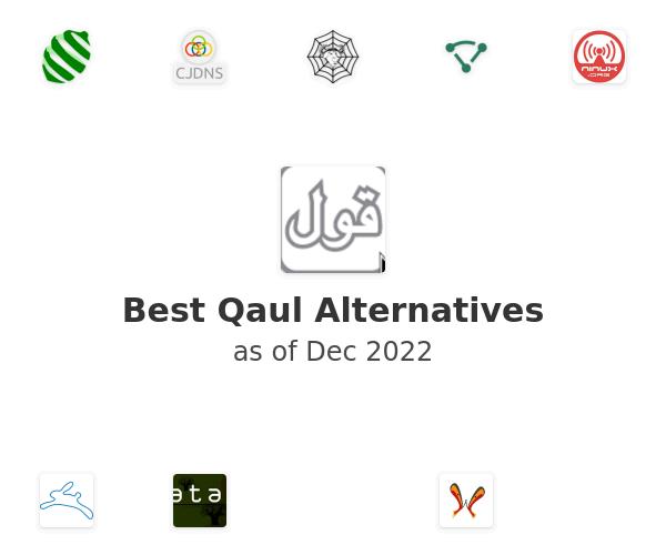 Best Qaul Alternatives