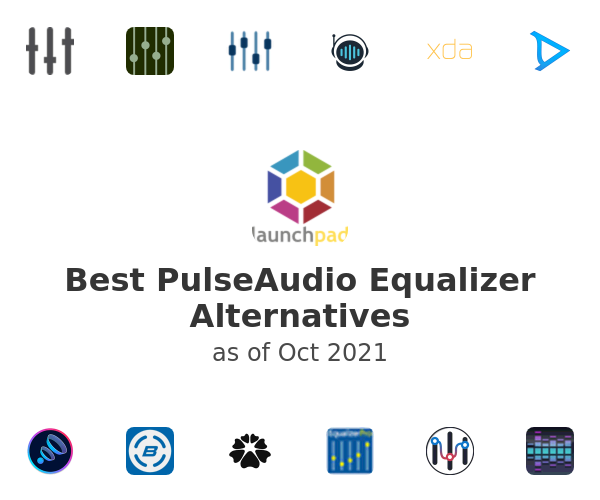 Best PulseAudio Equalizer Alternatives