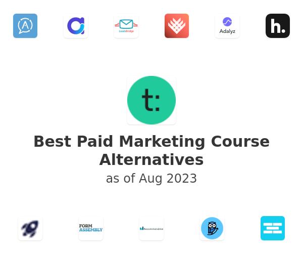 Best Paid Marketing Course Alternatives