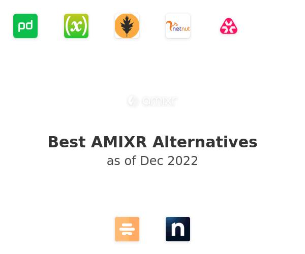 Best AMIXR Alternatives