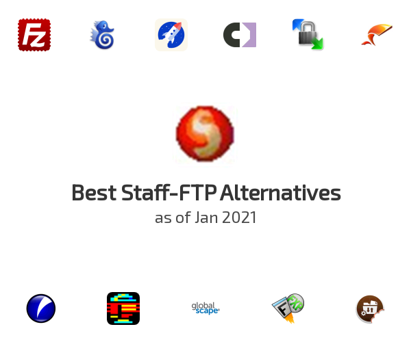 Best Staff-FTP Alternatives