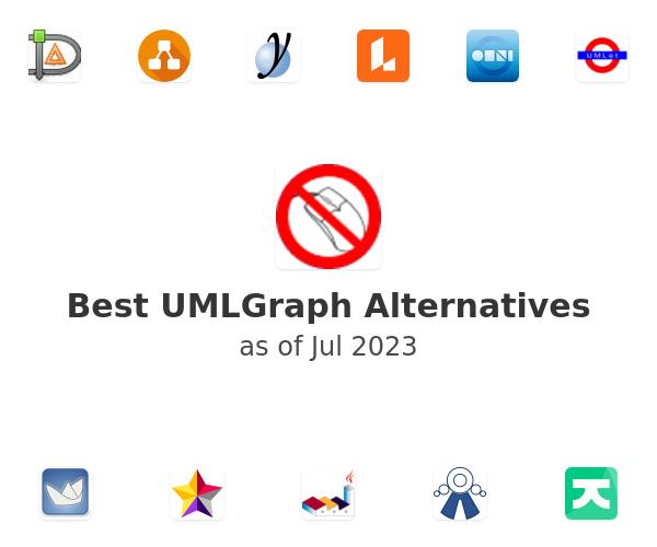 Best UMLGraph Alternatives