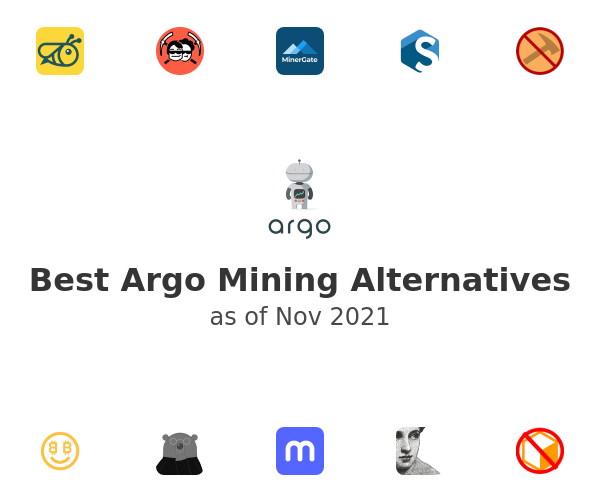 Best Argo Mining Alternatives