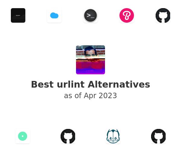 Best urlint Alternatives