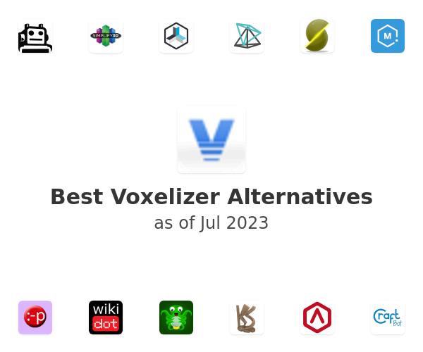 Best Voxelizer Alternatives