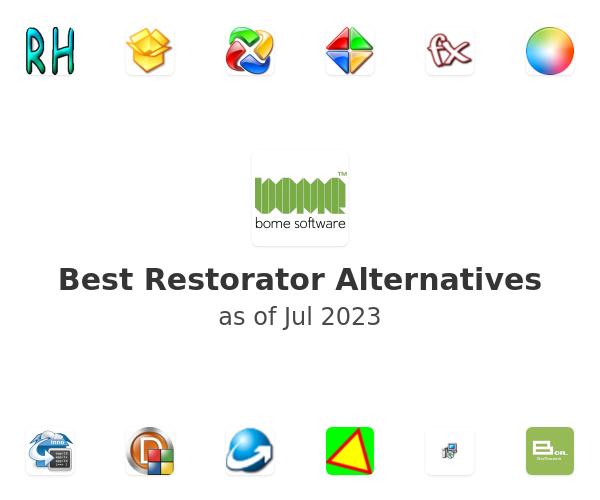 Best Restorator Alternatives