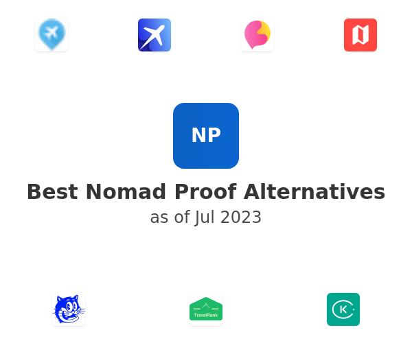 Best Nomad Proof Alternatives