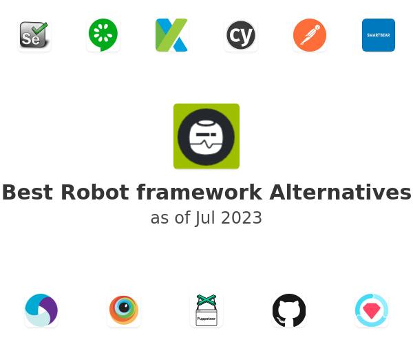 Best Robot framework Alternatives