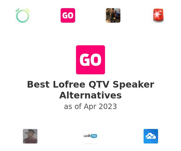 Best Lofree QTV Speaker Alternatives