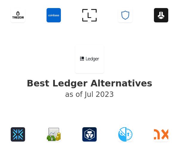 Best Ledger Wallet Alternatives