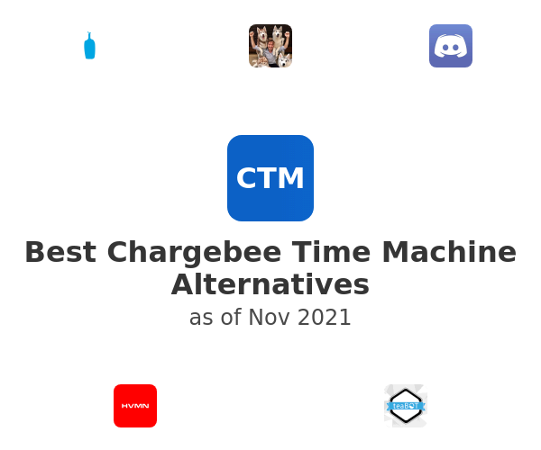 Best Chargebee Time Machine Alternatives