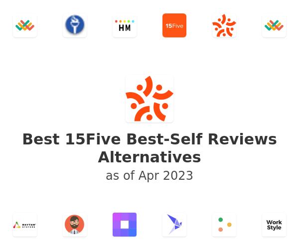 Best 15Five Best-Self Reviews Alternatives