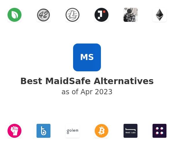Best MaidSafe Alternatives