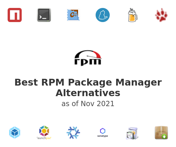 Best RPM Package Manager Alternatives