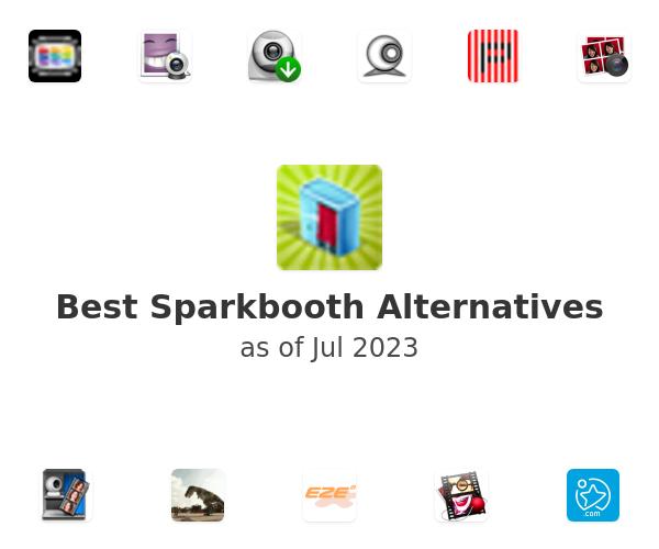 Best Sparkbooth Alternatives