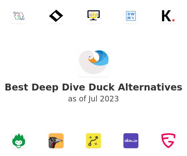 Best Deep Dive Duck Alternatives