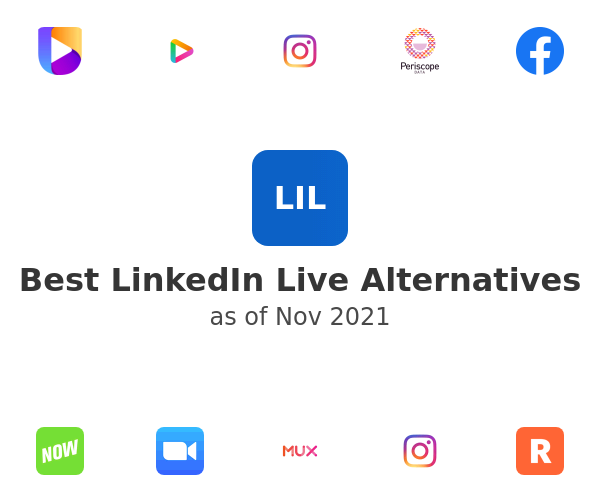 Best LinkedIn Live Alternatives