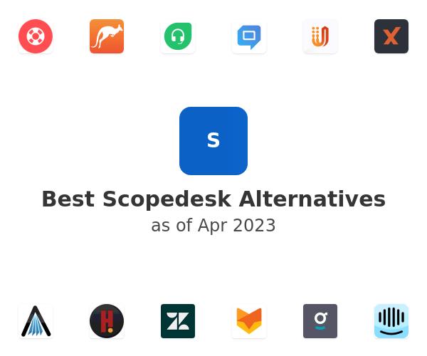 Best Scopedesk Alternatives