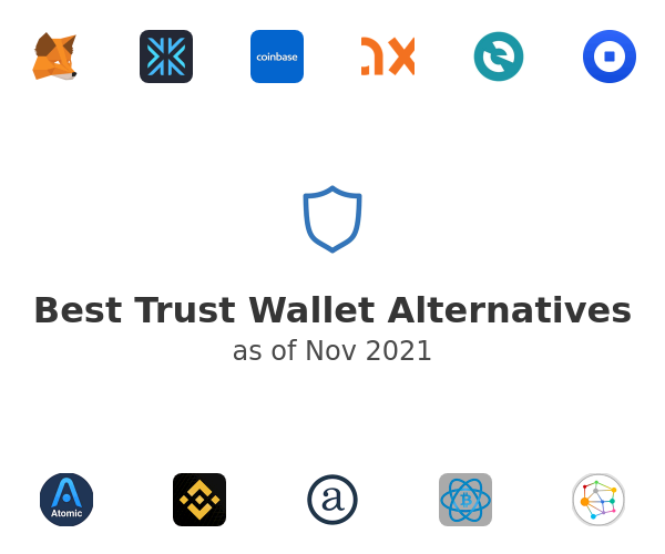 Best Trust Wallet Alternatives
