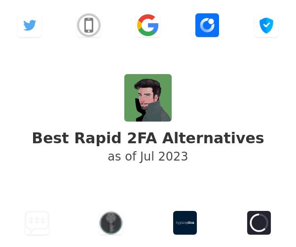 Best Rapid 2FA Alternatives