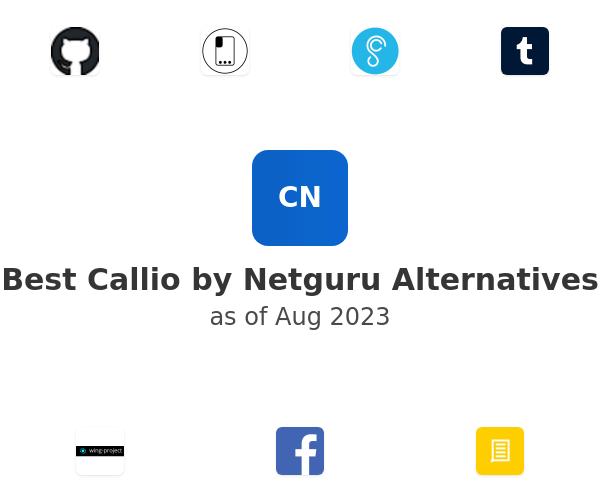 Best Callio by Netguru Alternatives