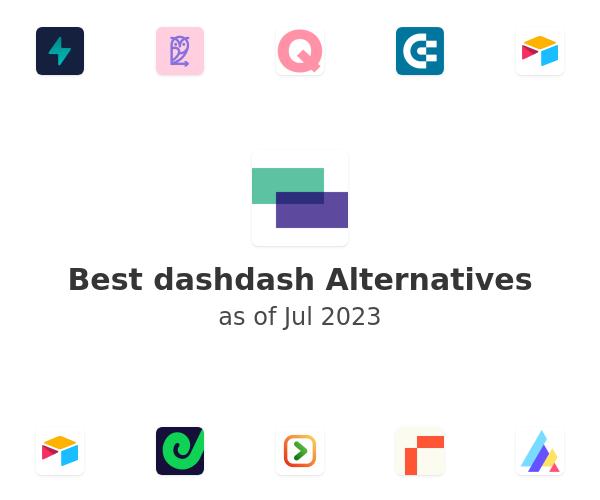 Best dashdash Alternatives