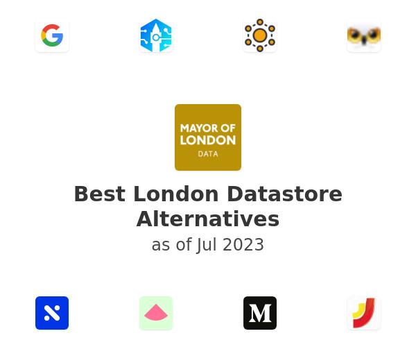 Best London Datastore Alternatives
