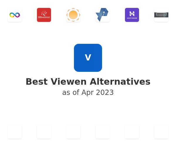 Best Viewen Alternatives