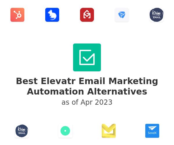 Best Elevatr Email Marketing Automation Alternatives