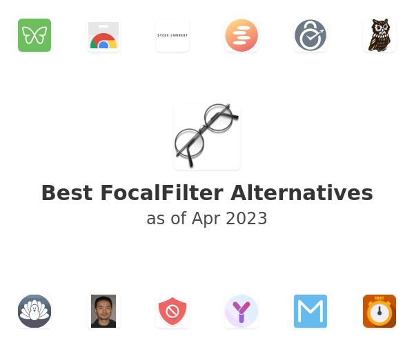 Best FocalFilter Alternatives