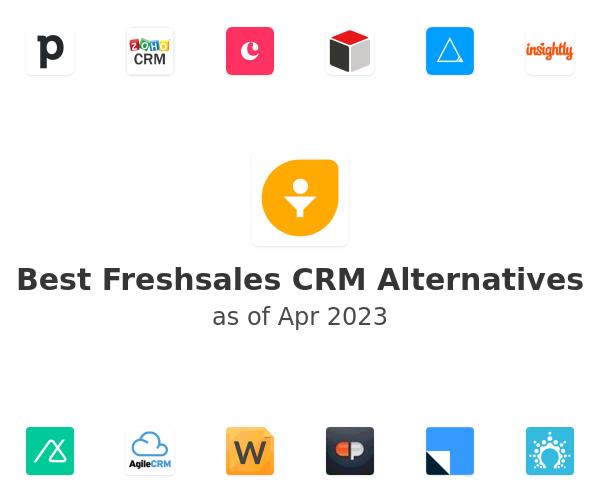 Best Freshsales CRM Alternatives
