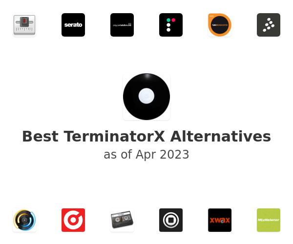Best TerminatorX Alternatives