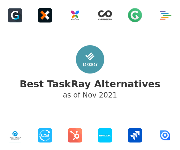 Best TaskRay Alternatives