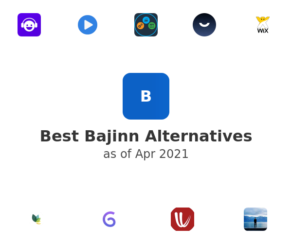 Best Bajinn Alternatives