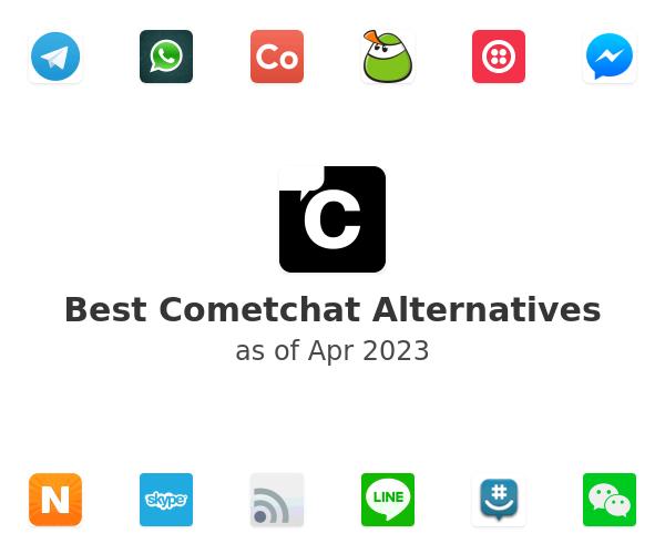 Best Cometchat Alternatives