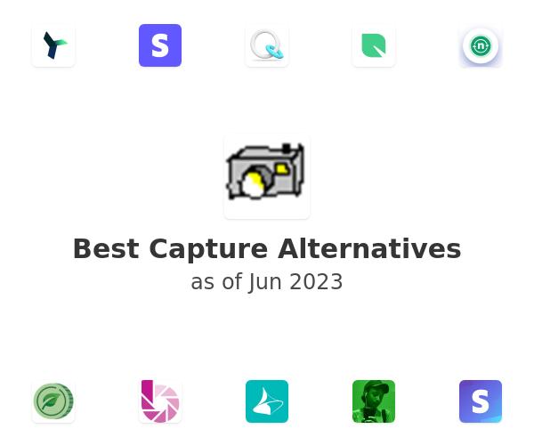 Best Capture Alternatives