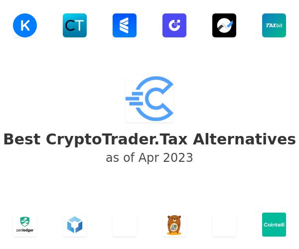 Best CryptoTrader.Tax Alternatives