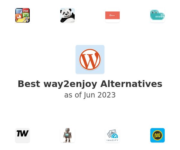 Best way2enjoy Alternatives