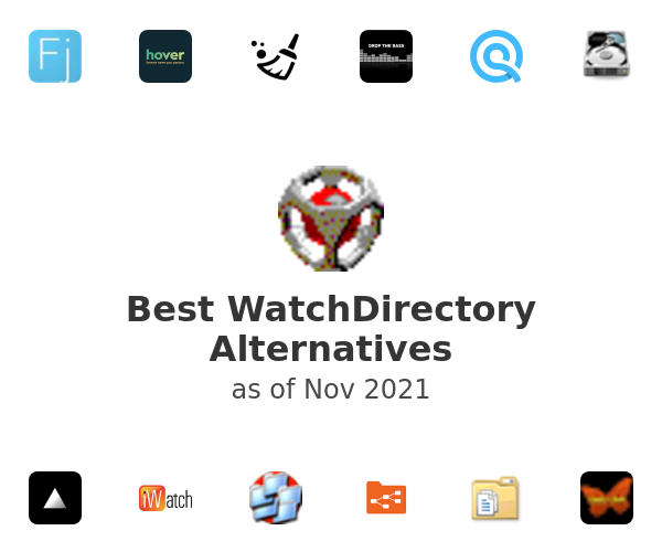 Best WatchDirectory Alternatives
