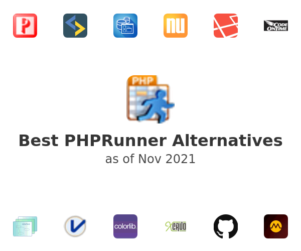 Best PHPRunner Alternatives