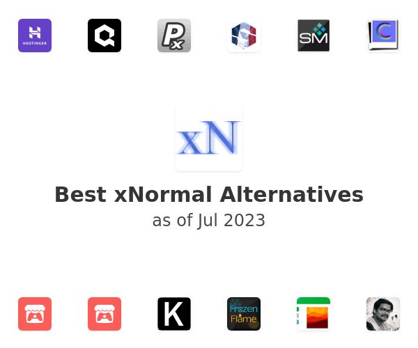 Best xNormal Alternatives