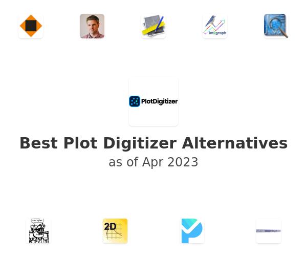 Best Plot Digitizer Alternatives