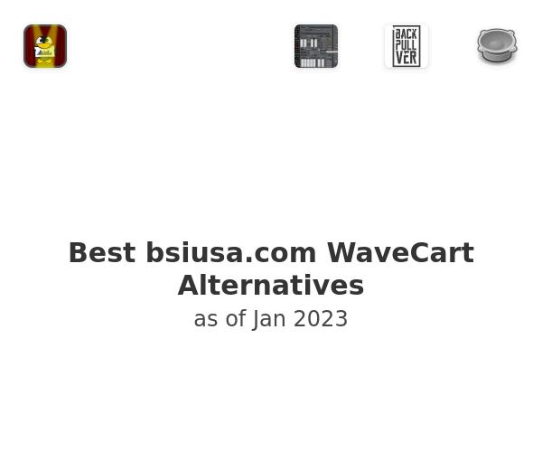 Best WaveCart Alternatives